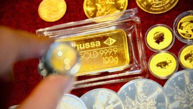 Goldschatz auf Rekordniveau