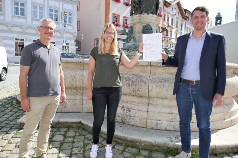 """67.000 Euro für """"Leben am Fluss"""""""