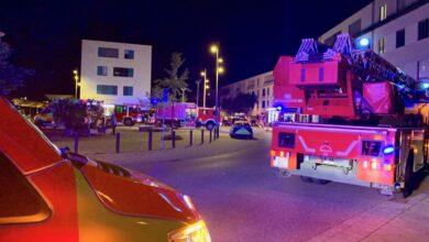 IBB-Hotel nach Brand evakuiert